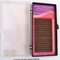 EyeBrow Extension MEDIUM/BROWN