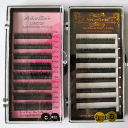 MIXED SIZE 100% Real Siberian Fur Mink Eyelash